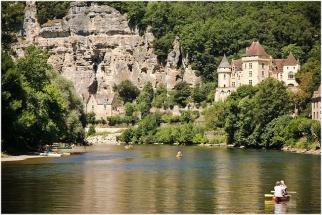 Limeuil,laDordogne, Aquitaine-Limousin-Poitou-Charentes, Fra