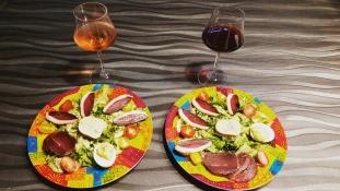 Assiette Périgourdine